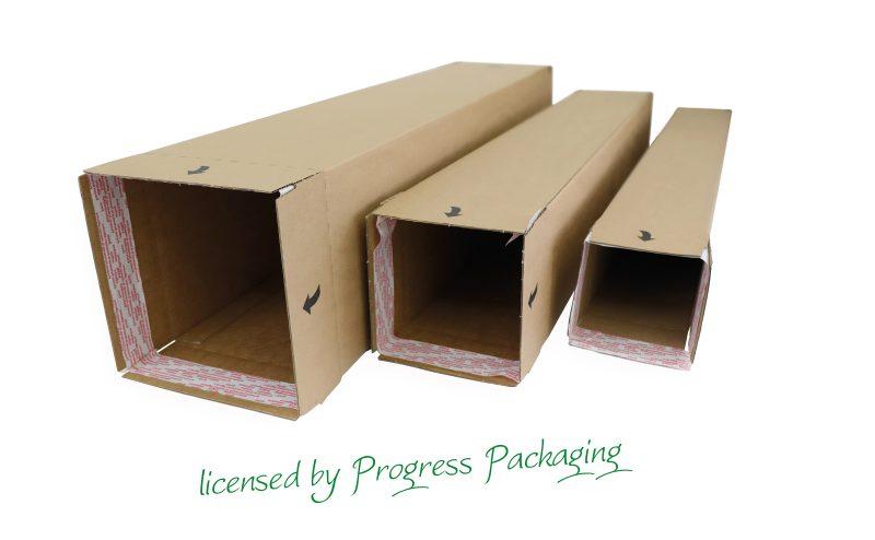 Teleskope progress packaging