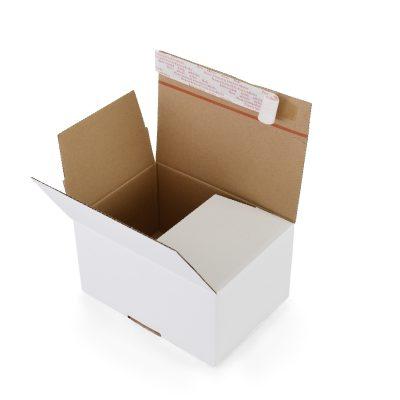 Speedbox Weiss Titelbild
