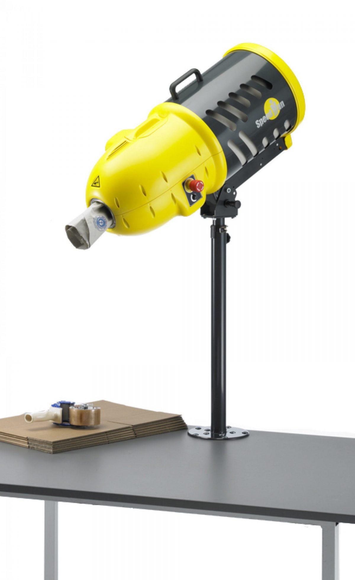 Speedman Pro Tischmodell Freigestellt
